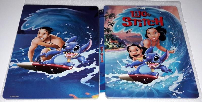 [Débats / BD] Les Blu-ray Disney en Steelbook - Page 2 20170433