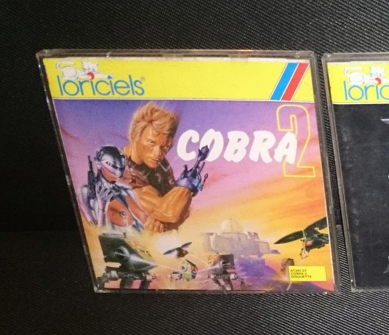 [RCH] Cobra sur CPC et Cobra 2 sur ST Loriciels 56324710