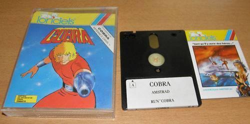 [RCH] Cobra sur CPC et Cobra 2 sur ST Loriciels Cobra-10