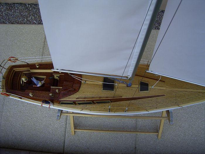 "Segelyacht ""Shogun II"" Albert10"
