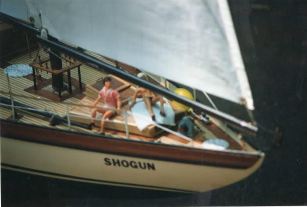 """Segelyacht """"Shogun II"""" Gesamm10"""