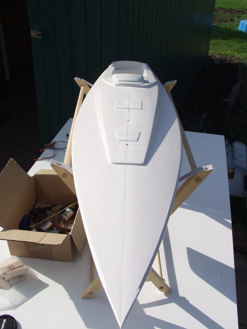 """Segelyacht """"Shogun II"""" P4027012"""
