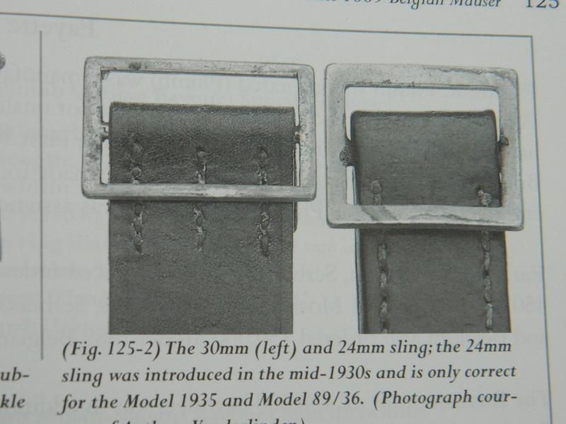 Accessoires pour Mauser Mod 1889/36 00110