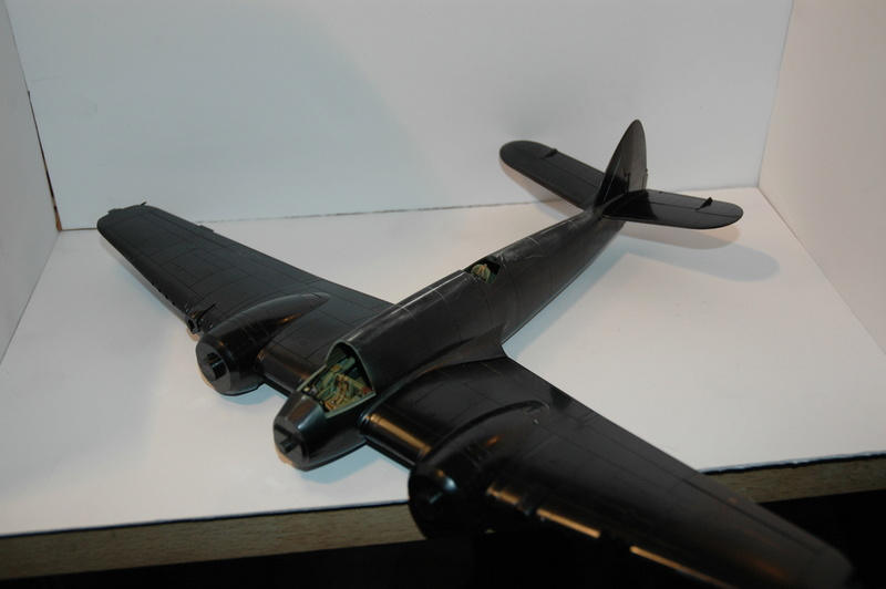 Bristol Beaufighter VI 1/48 00121