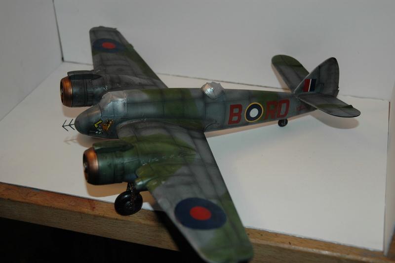 Bristol Beaufighter VI 1/48 00222