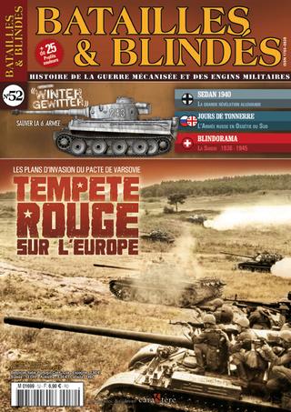 Batailles & Blindés N°52. Tempête rouge sur l'Europe. Bb52-g11