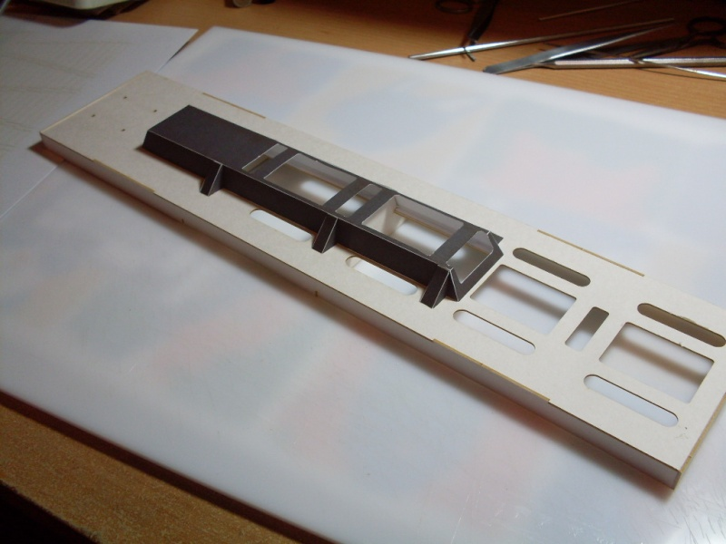 Eisenbahngeschütz K5 (E) Leopold  GPM 1:25 Sdc13911