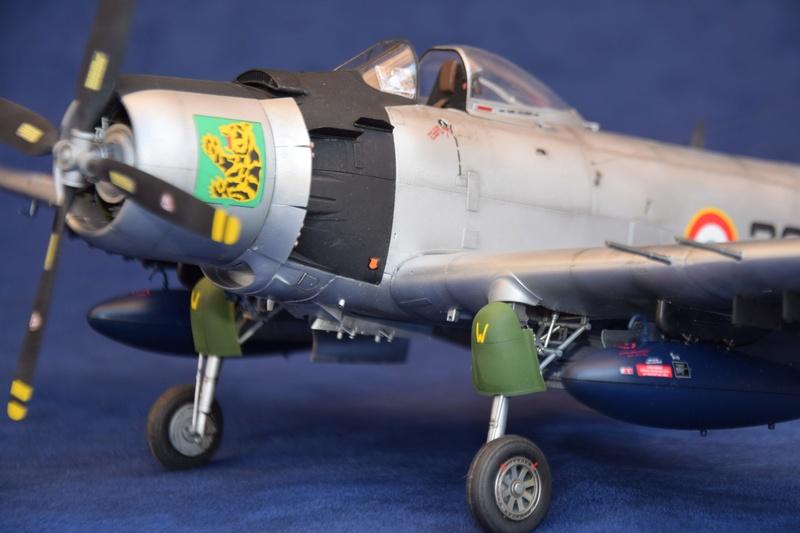 Douglas AD4 Skyraider Trompette 1/32 1010