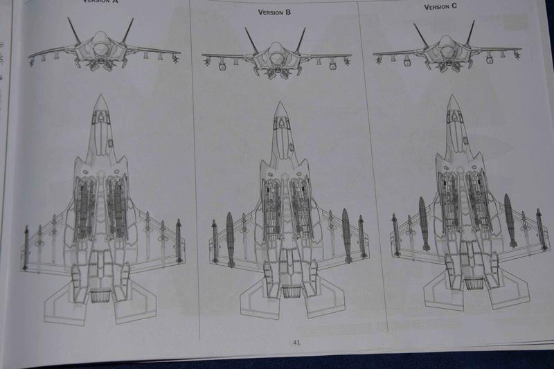 Lockheed-Martin F-35A Lightning II ; Italeri 1/32 2310