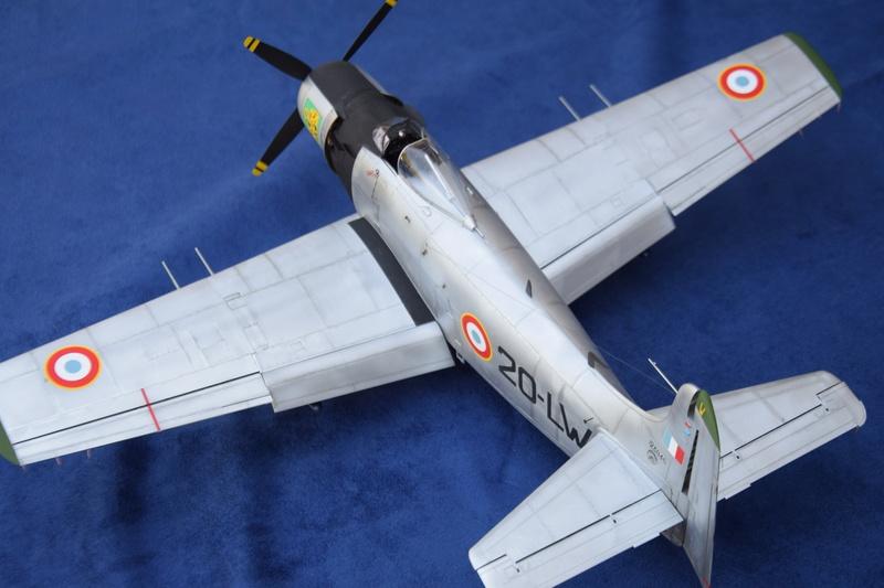 Douglas AD4 Skyraider Trompette 1/32 310