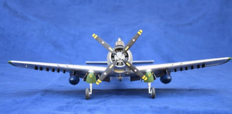 Douglas AD4 Skyraider Trompette 1/32 611