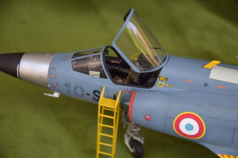 Mirage IIIC Italeri 1/32 A_1210