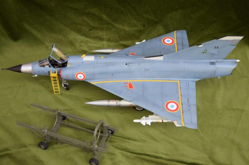 Mirage IIIC Italeri 1/32 A_1310