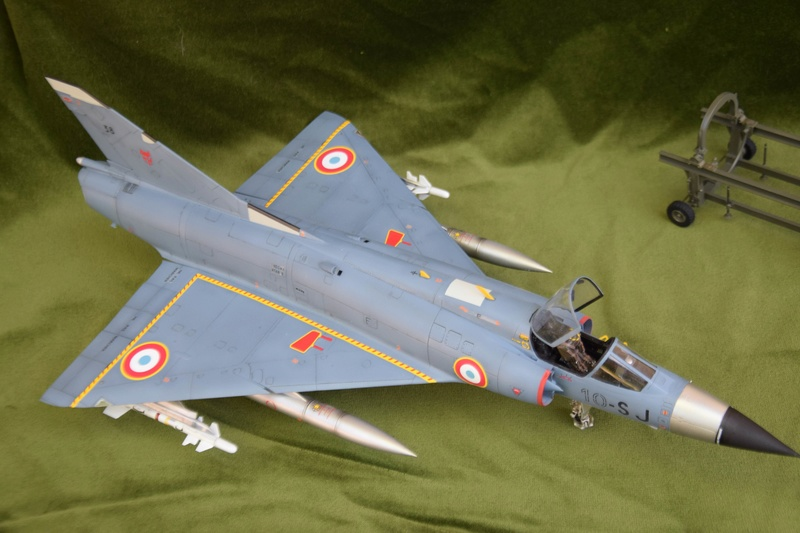 Mirage IIIC Italeri 1/32 A_210
