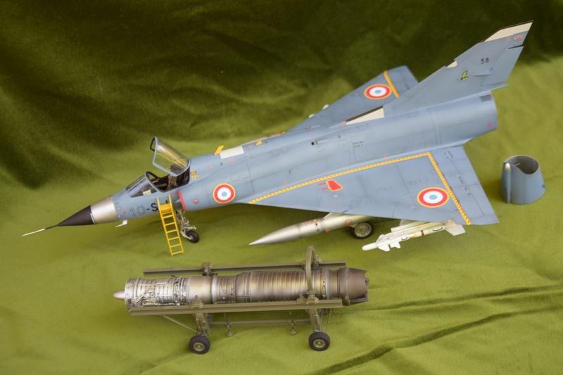 Mirage IIIC Italeri 1/32 A_910