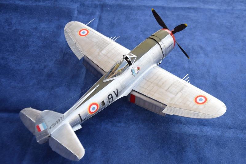 P-47D Thunderbolt Trompette 1/32ème Dsc_0039