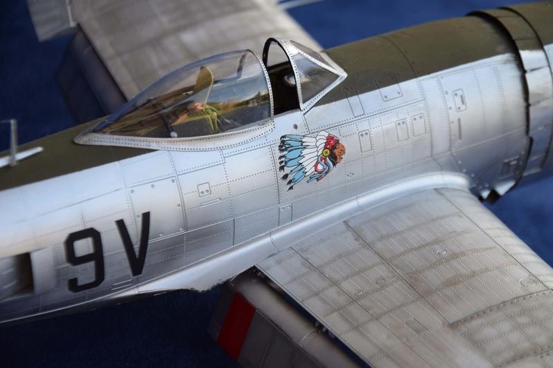P-47D Thunderbolt Trompette 1/32ème Dsc_0040