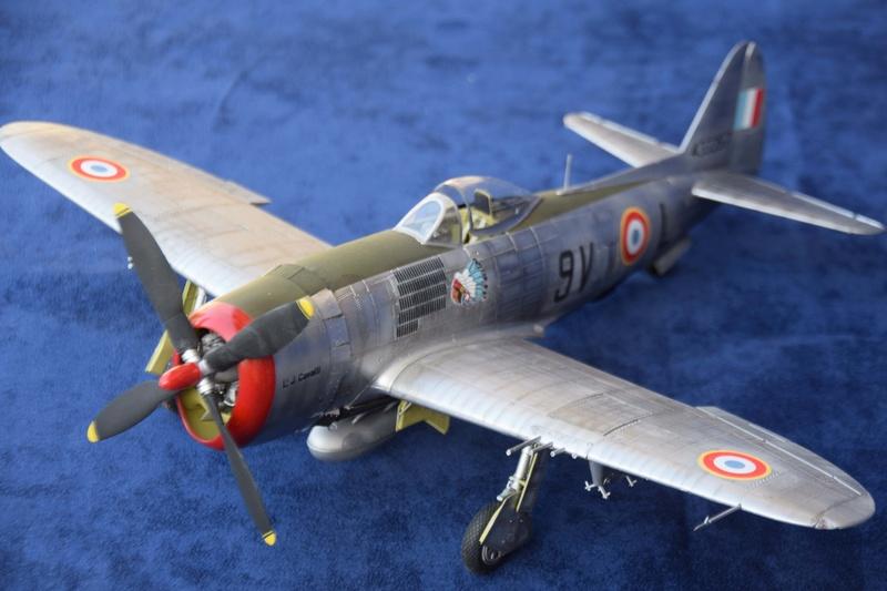 P-47D Thunderbolt Trompette 1/32ème Dsc_0041