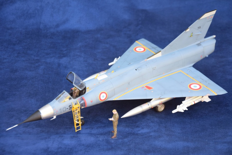 Mirage IIIC Italeri 1/32 Dsc_0170