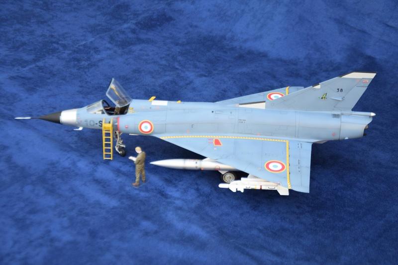 Mirage IIIC Italeri 1/32 Dsc_0171