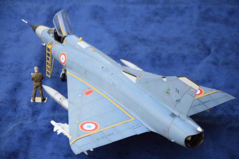 Mirage IIIC Italeri 1/32 Dsc_0172