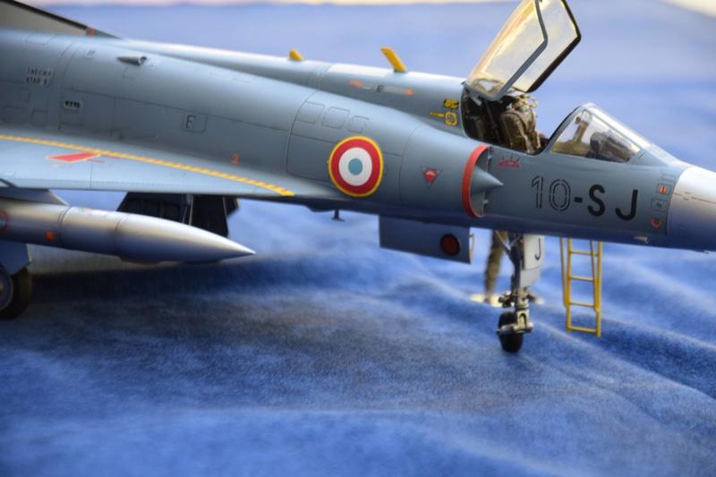 Mirage IIIC Italeri 1/32 Dsc_0173