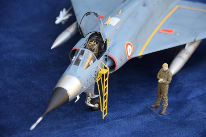 Mirage IIIC Italeri 1/32 Dsc_0174