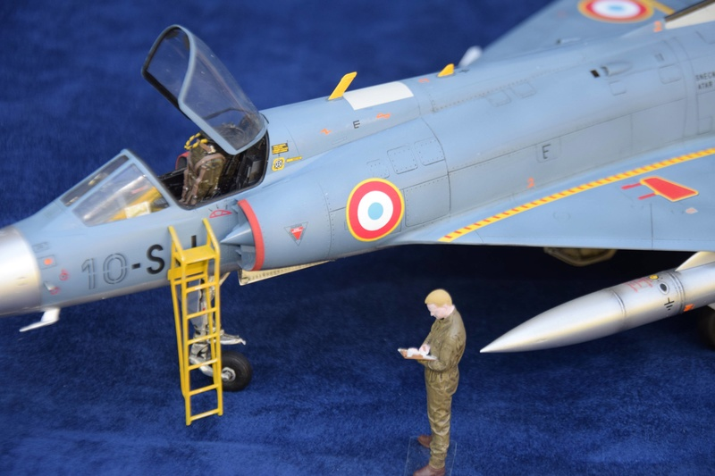 Mirage IIIC Italeri 1/32 Dsc_0175