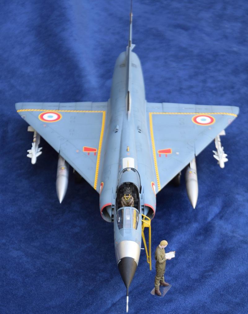 Mirage IIIC Italeri 1/32 Dsc_0176