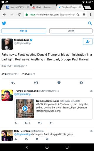 Define - Fake News Screen15