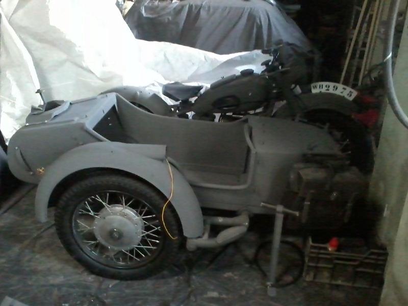 Restauration d'un DNIEPR 750 (BMW R71) - Page 2 Photo017