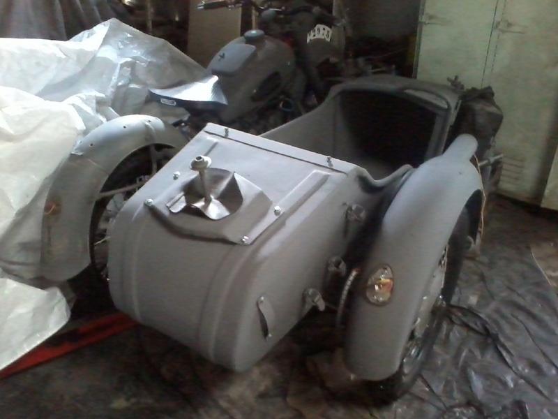 Restauration d'un DNIEPR 750 (BMW R71) - Page 2 Photo020