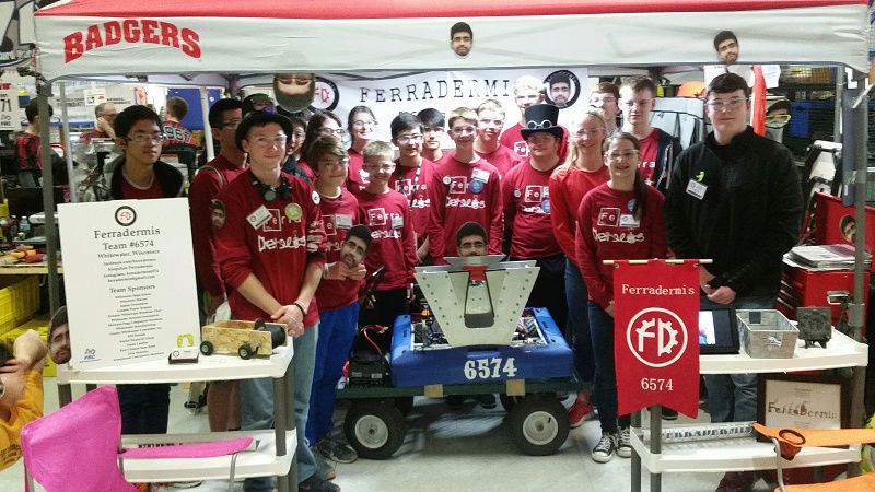 Whitewater High School Robotics Club 510