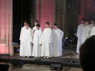 """""""Christmas Concert"""" à St. George, Londres, jeudi 28 novembre 2013 - Page 3 P1020011"""