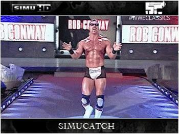 Wrestlemania 33 Conway11