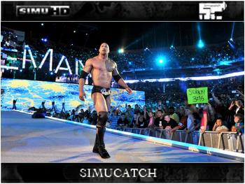 Wrestlemania 33 Rock_e17