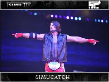 Wrestlemania 33 Styles14