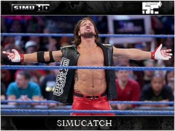 Wrestlemania 33 Styles15