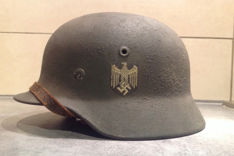 Casques allemand ww2 Img_5422