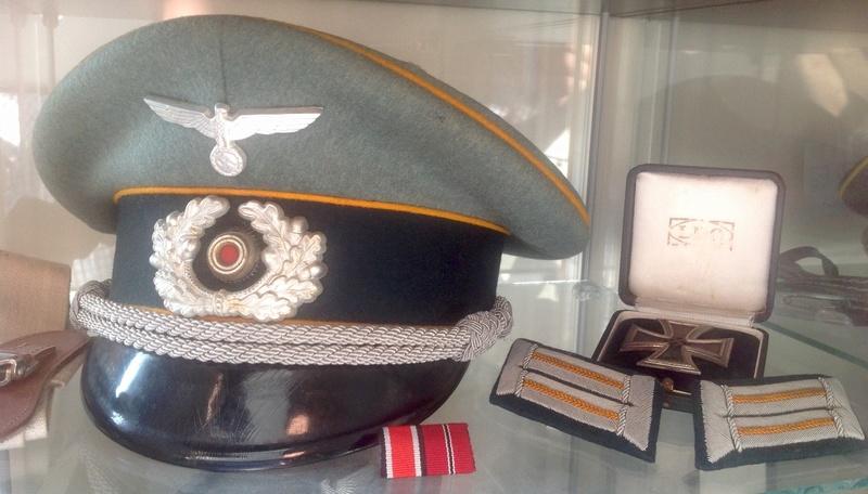 Nature morte officier cavalerie Img_5514