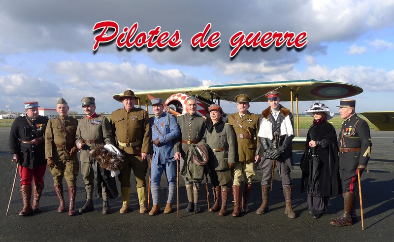 Pilotes de guerre