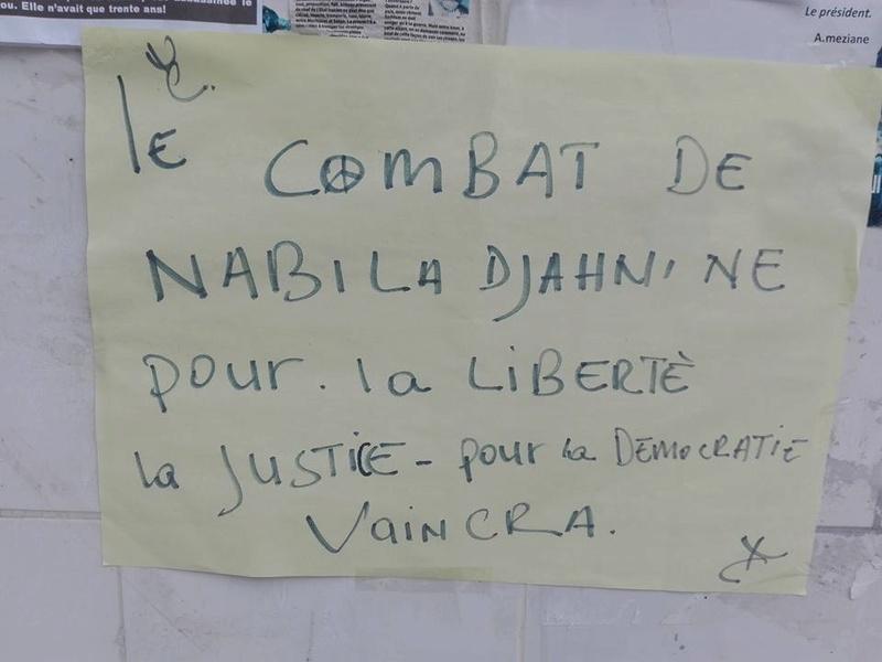Hommage à Nabila Djahnine Aokas 15 février 2017 1127