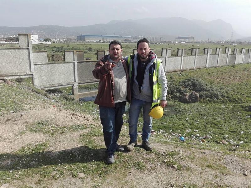 Hafit et Hakim à El Milia, Jijel, 28 février 2017 1261