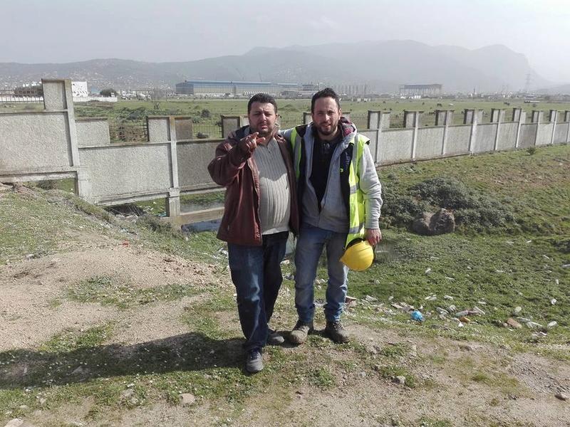 Hafit et Hakim à El Milia, Jijel, 28 février 2017 1262