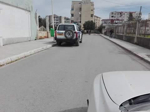 La  conférence de Younes Adli  empêchée par la police à Aokas le samedi 04 mars 2017 1426