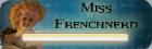 Miss Frenchnerd 2014