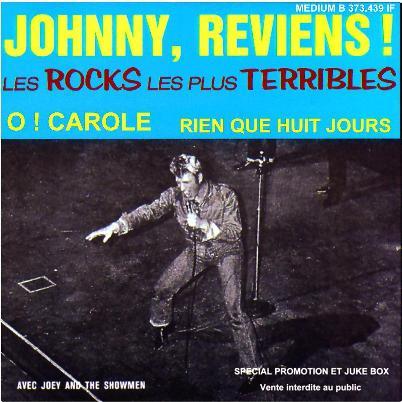 Rock'n'roll man SP Johnny12