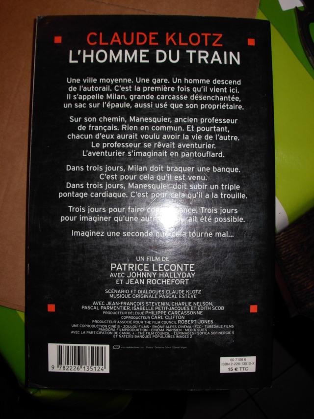 """livre """" L""""homme du train """" L_homm11"""