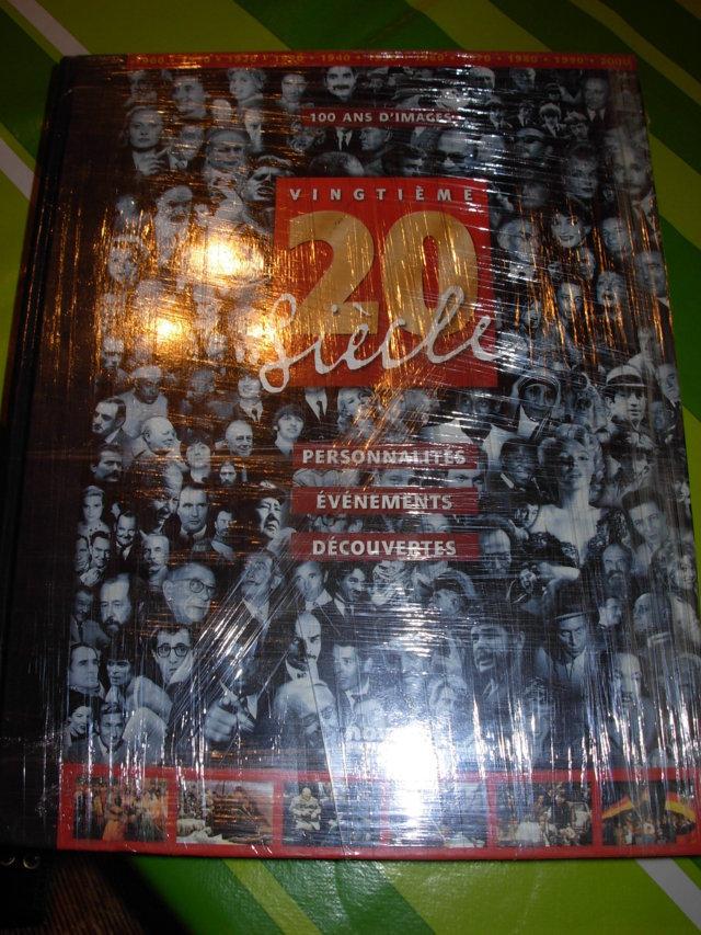 Le vingtième siècle  Livre10