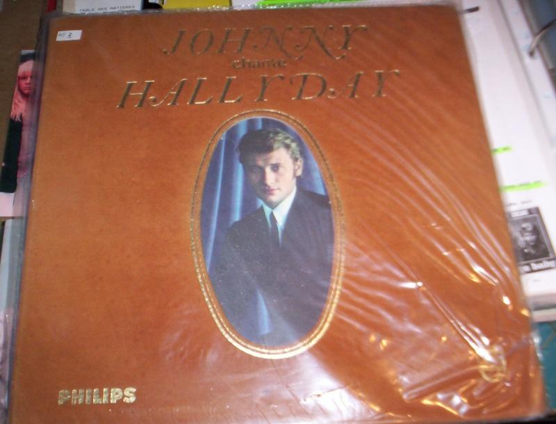 Johnny chante Hallyday LP Origin11